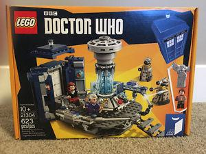 Doctor Who LEGO Set (Brand New - Factory Sealed)