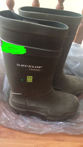 Dunlop Steel Toe Work Boots (female)