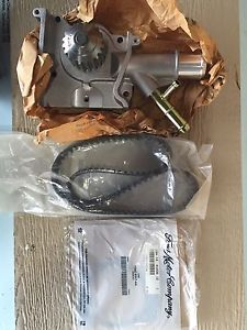 Ford Focus  water pump, gasket and belt