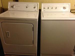 Heavy Duty Kenmore Washer And Kenmore Dryer