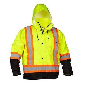 Hi vis forcefield jacket 3 in 1