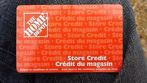 Home Depot Gift Card - 25% Off! $85 for $65/firm!!