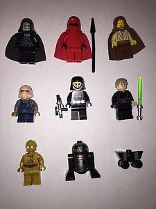LEGO Star Wars Minifigures!