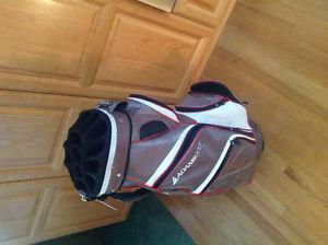 LIKE NEW...ADAMS GOLF.....GOLF BAG...