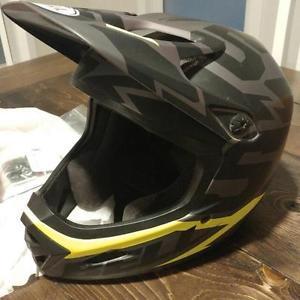 Mountain Bike Helmet, Jerseys and Shorts