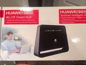 NEW in the Box! HUAWEI BG LTE Smarthub