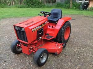 New And Used Parts Case Garden Tractors