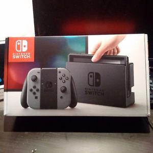 Nintendo Switch brand new unopened w/ receipt!