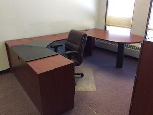 Premium Office Furniture in Excellent Condition