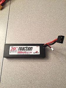 Rc batterie 2s mah 7.4V