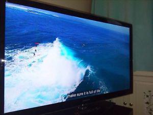 "Samsung LCD flat screen p 46"""