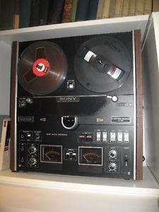 Sony TC580 Reel to Reel