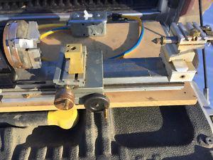 TAIG Benchtop Micro Lathe Metal Lathe/Mill