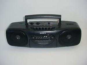 Vintage Sony Tape Player Boom Box In excellent condition