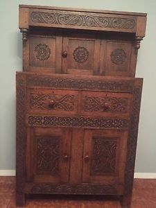 Wanted: Antique Court Cupboard