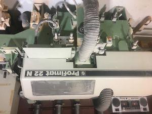 Woodworking machinery for Säle