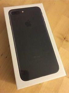 iPhone 7 Black 256gb Brand New Unlocked Full Warranty