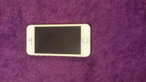 mint condition gold iphone 5s 32 g