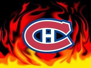 ***2-8 Calgary Flames vs Montreal Canadiens, Mar 9***