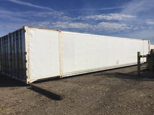 20 and 40 foot new and used sea containers