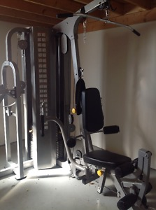 Almost like new commercial grade exercise equipment