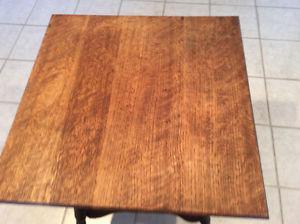 Antique Corner Table. Price reduced