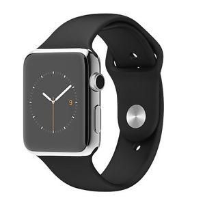 Apple Watch Series 1 Stainless Steel with Sport Band