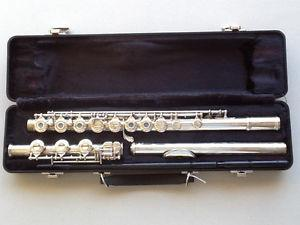 Artley Silver Plated Flute