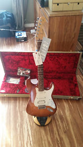 Beautiful  Fender Stratocaster Select Series