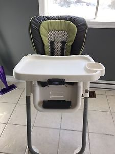 Bran new never used high chair