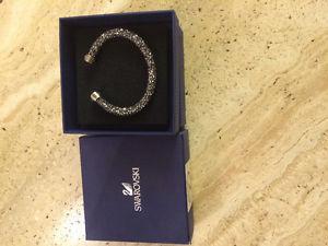 Brand new Swarovski crystal bracelet
