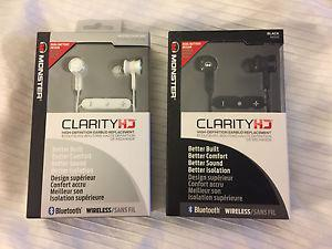 Brand new Unopened Bluetooth Earbuds