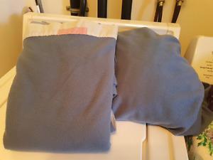 Brunswick and cotton sheet (double)