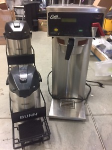 Commerial coffee maker