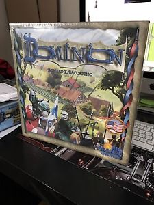 Dominion card game new in shrink