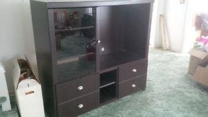 Entertainment/shelving Unit open to any offer.....