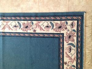 Floor Rug in Excellent Condition. $50 OBO