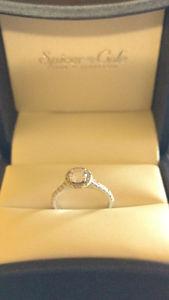 Forevermark diamond engagement ring (valued at $)