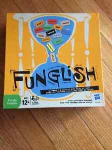 Funglish Board Game