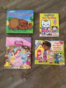 Girls Hard Cover Book Collection