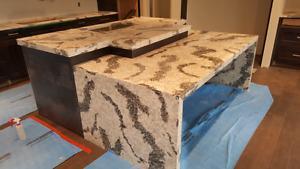 Granite & quartz countertops, fair price, best quality