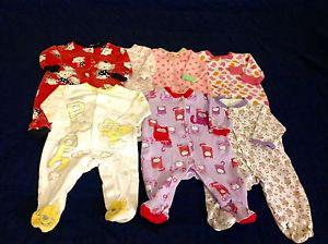Huge lot Nb-6months baby girl clothes