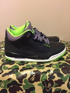 Jordan 3 joker size 9.5 new DS sco