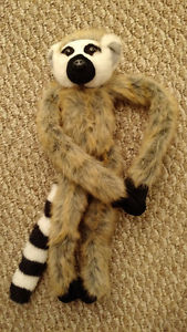 Lemur/Lizard/Tucan/Giraffe Plush Toy $5/ea