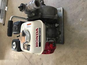 Like new Honda Water Pump Pressure Series