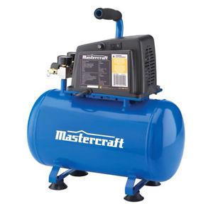 Master craft 3 gallon air compressor