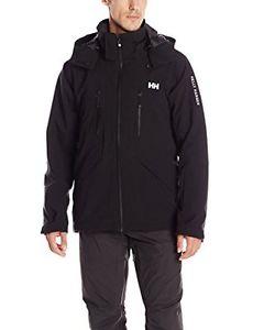 Men's medium black Helly Hansen Ski Jacket