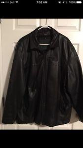 Men's xlarge Danier leather jacket