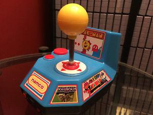 Namco Ms Pac-Man Plug and Play TV Game Arcade 5 in 1