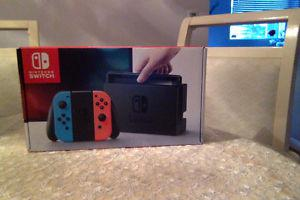 Nintendo Switch Neon for sale.